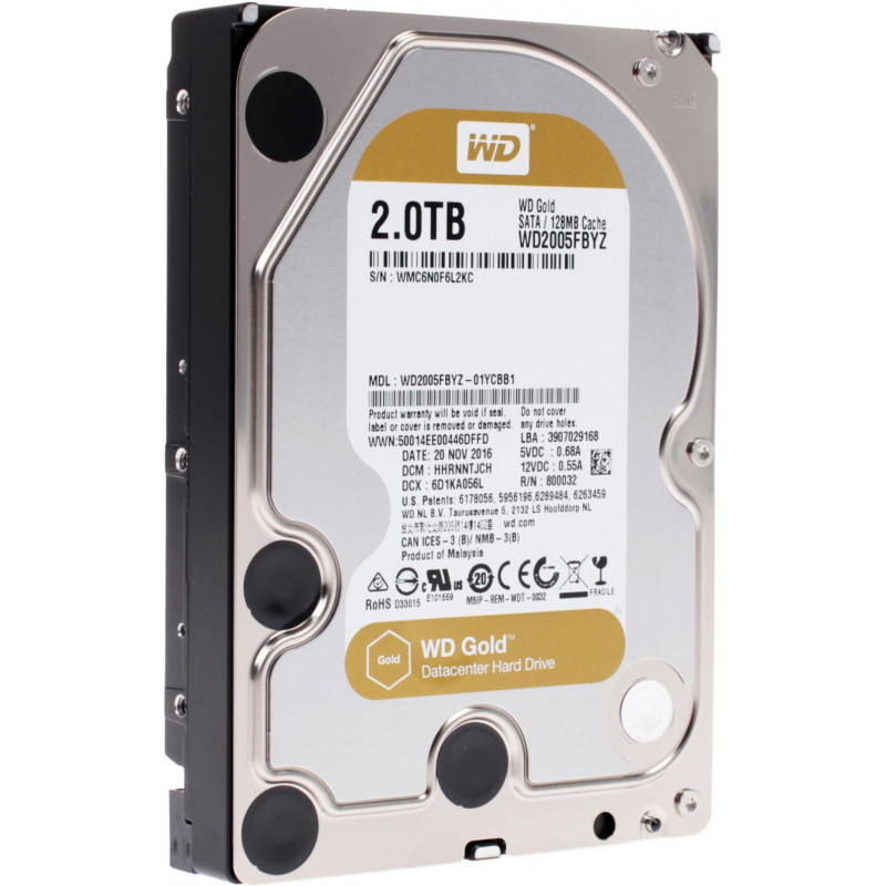 Western Digital Gold Datacenter-56002