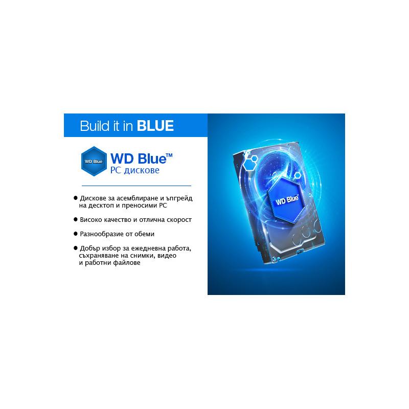 HDD 3TB WD Blue-58522