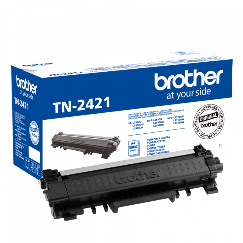 Toner Cartridge BROTHER for-60688