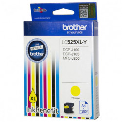 Yellow Ink Cartridge BROTHER-61069