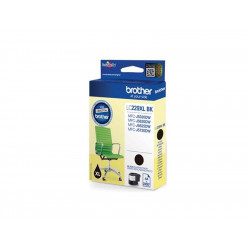 Black Ink Cartridge BROTHER-61078