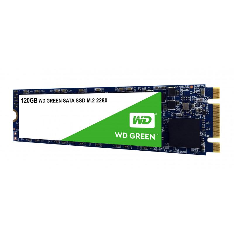Western DigitalGreen 120GB M.2-61208