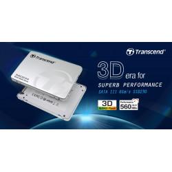 """Transcend 256GB, 2.5"""" SSD-61230"""