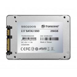 """Transcend 256GB, 2.5"""" SSD-61231"""