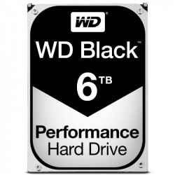 HDD 6TB WD Black-62931