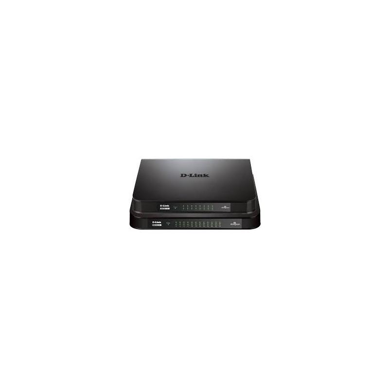 D-Link 16-Port Gigabit Easy-63045