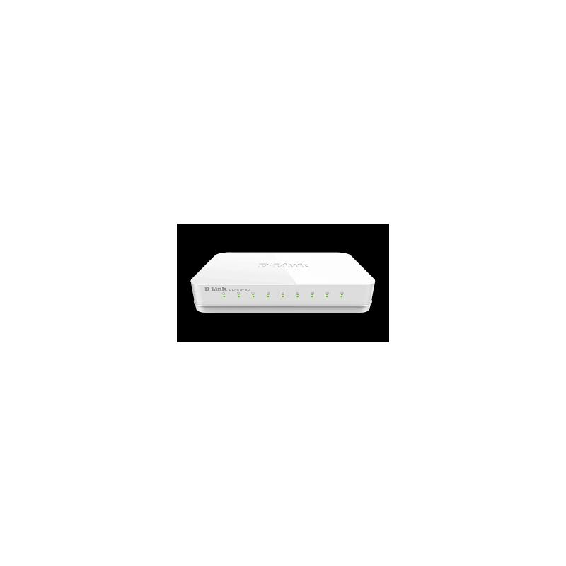 D-Link 8-Port Gigabit Easy-63046
