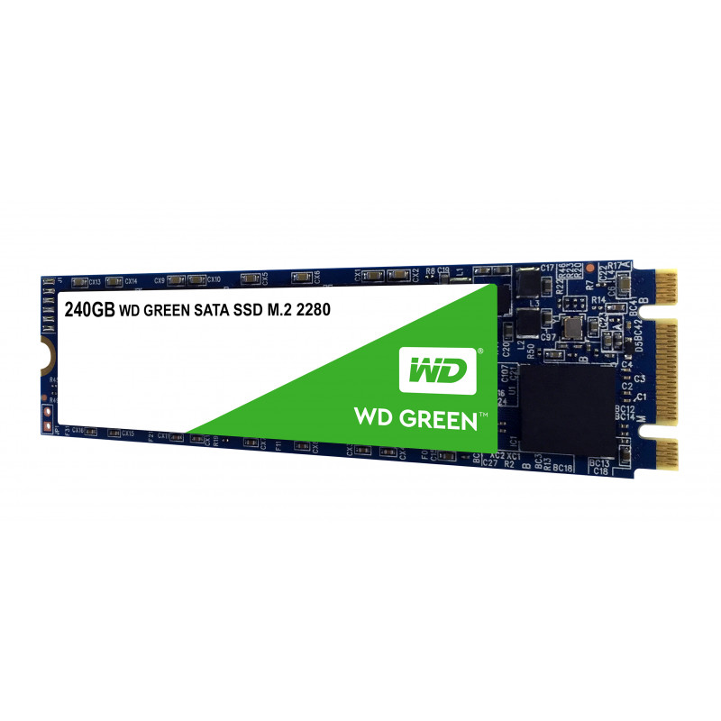 Western Digital Green 240GB M.2-63384