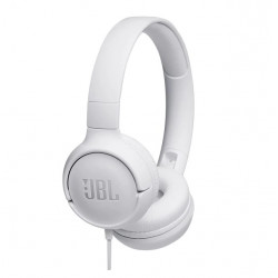 JBL T500 WHT HEADPHONES-72784
