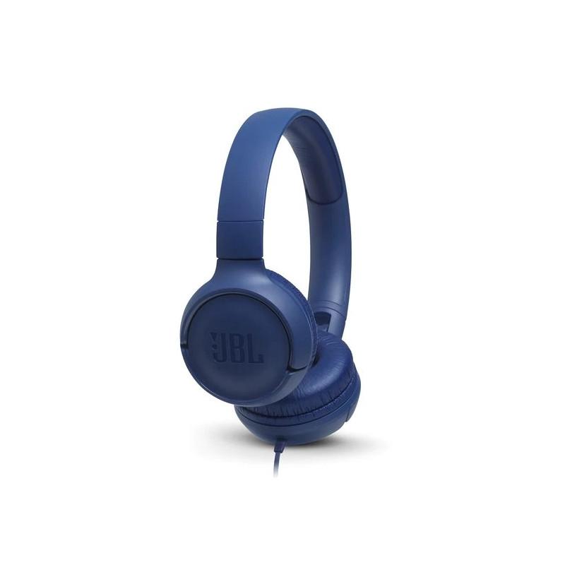 JBL T500 BLU HEADPHONES-72786