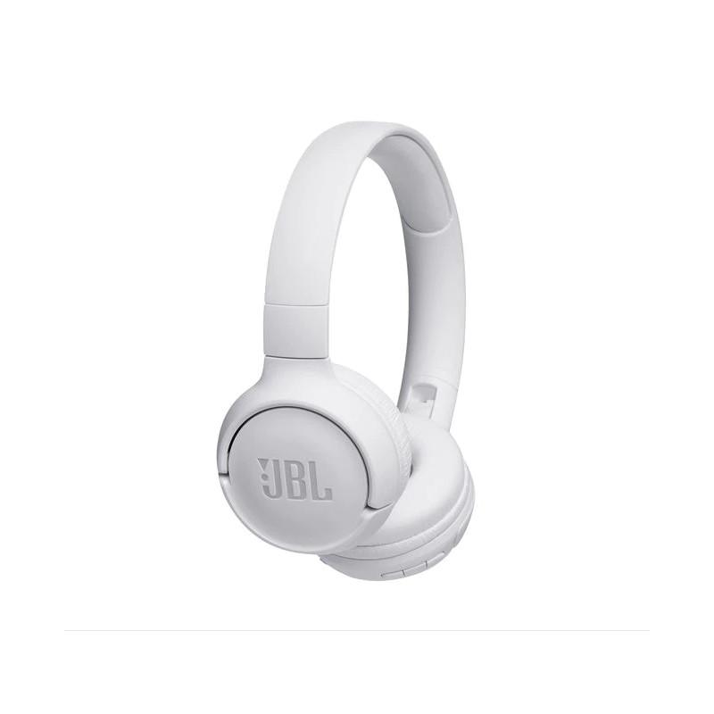 JBL T500BT WHT HEADPHONES-72787