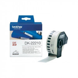 Brother DK-22210 Roll White-76518