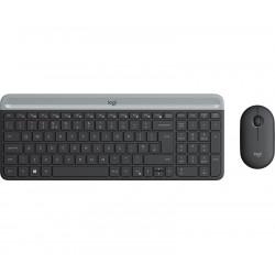 Logitech Slim Wireless Keyboard-80075