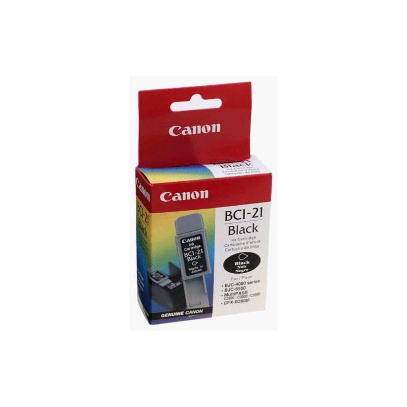 CANON BCI-21BK BLACK-83716