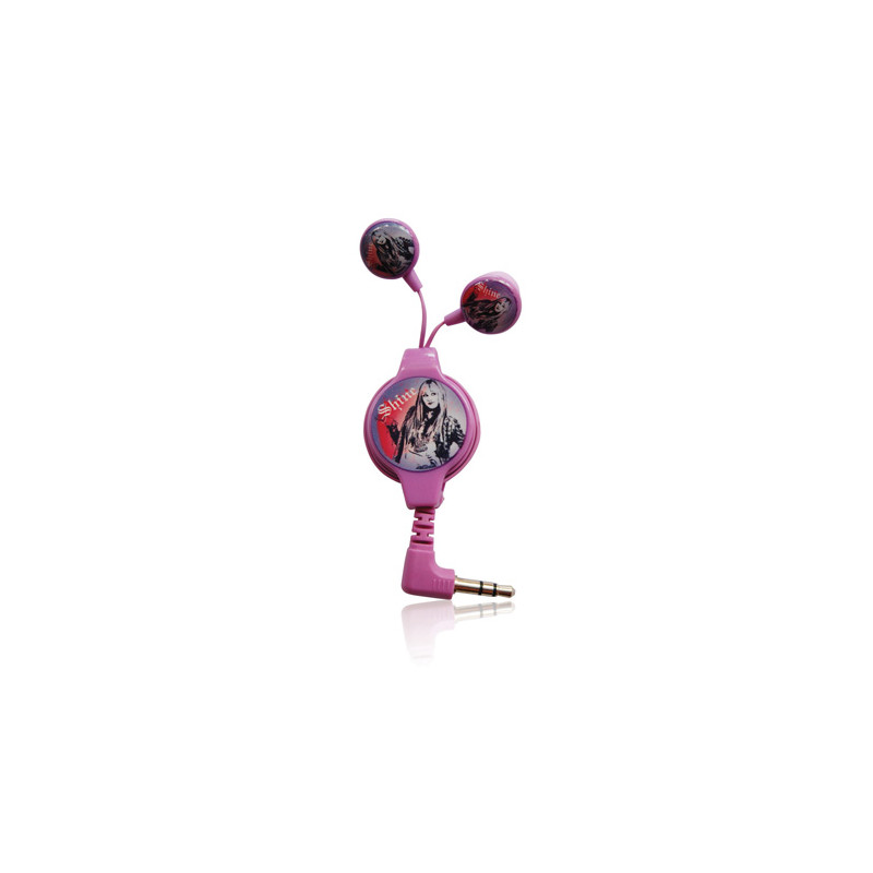 DISNEY HEADPHONE HANNA MONTANA-84502