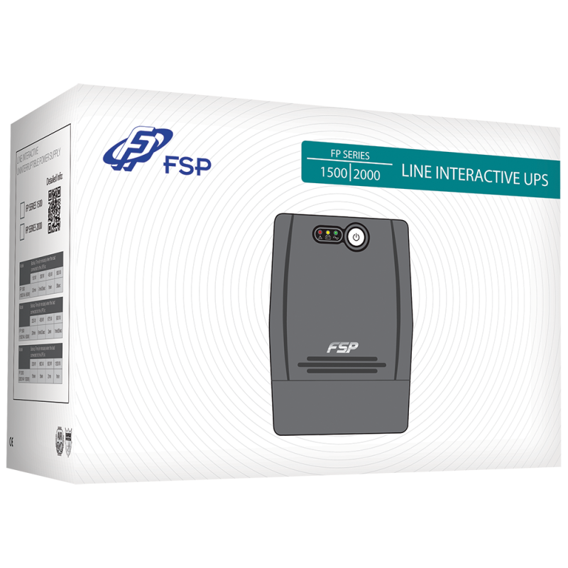 FORTRON FP1500-84837