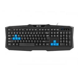 Fury Gaming keyboard, Typhoon-87819