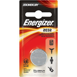 LITH BATT ENERGIZER CR2032-91120