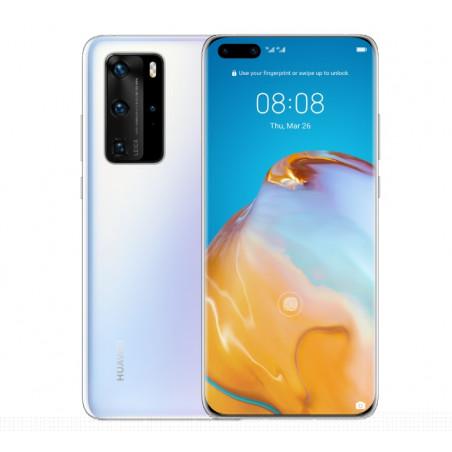 """Huawei P40 Pro,Ice White,ELS-NX9,6.58"""",OLED2640x1200,Kirin-91463"""