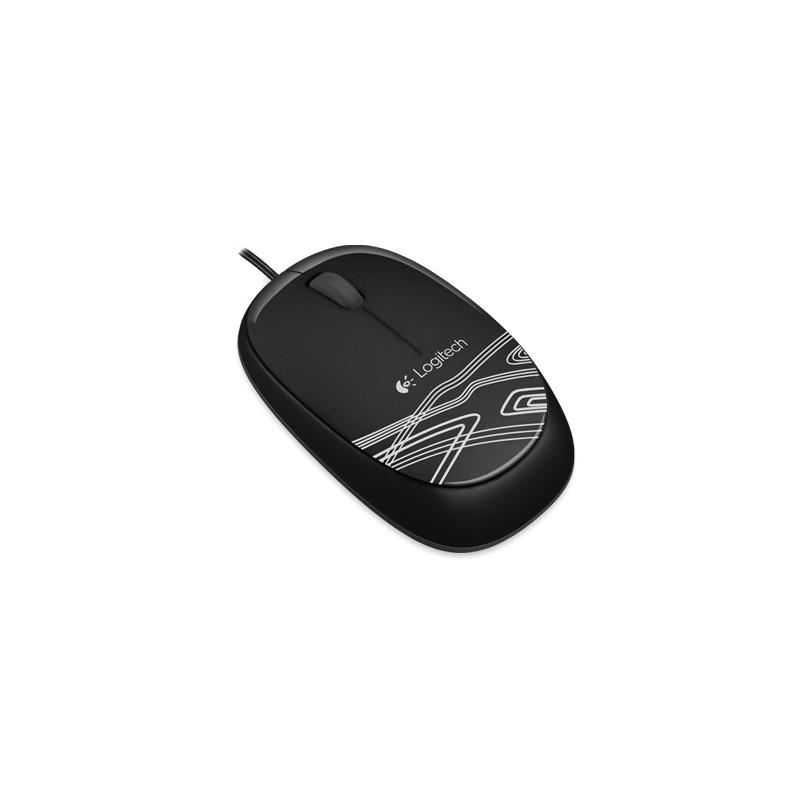 LOGITECH M105 /USB/BLACK-91687
